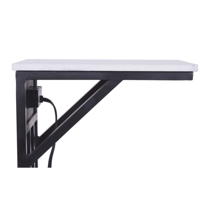 White Top C-Table