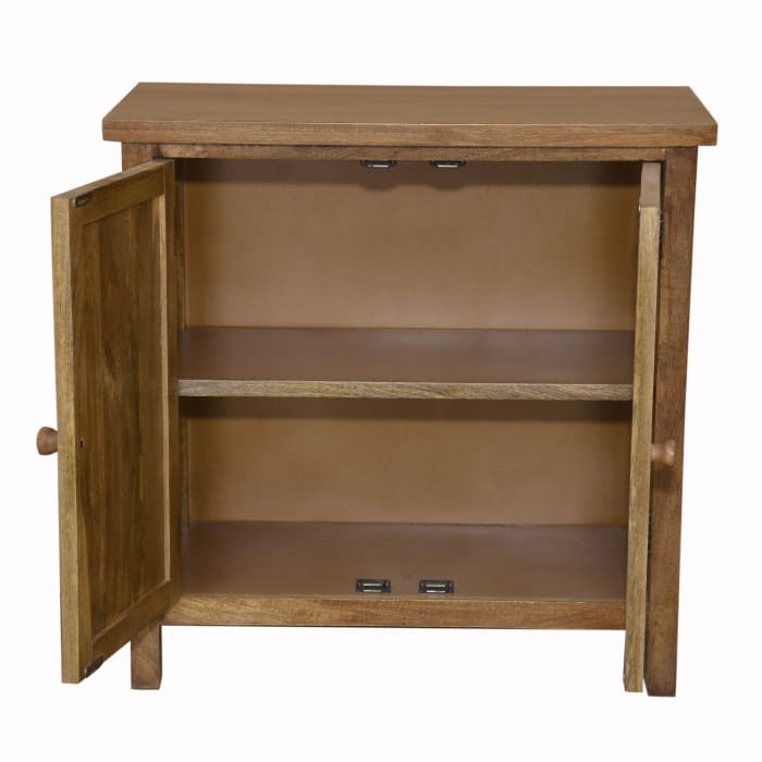 Sakandi 2-Door Cabinet