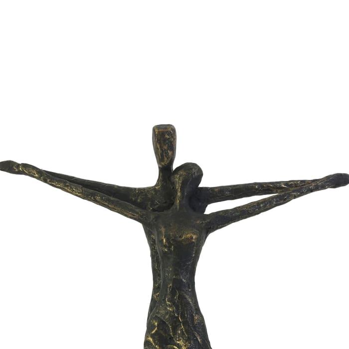Titanic Inspired Bronze Sculpture