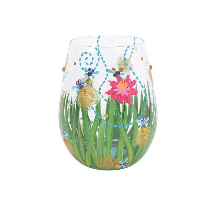 Firefly Stemless Glass