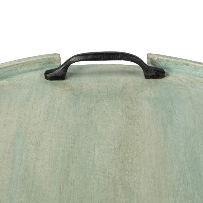 Distressed Wood Serving Tray