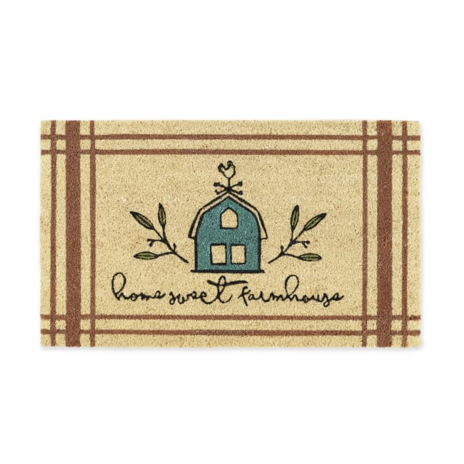 Home Sweet Farmhouse Doormat