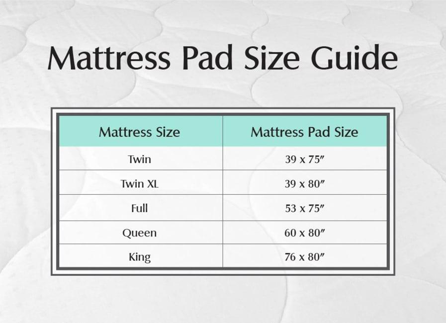 Mattress Pad Queen