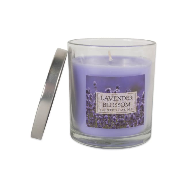 Lavender Blossom Single Wick Candle (Set of 2)