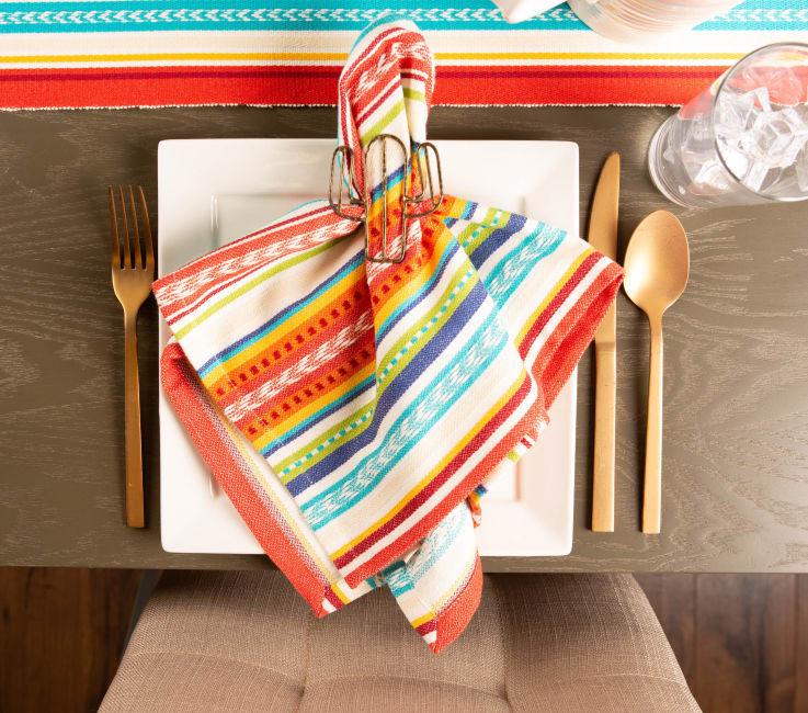 Baja Stripe Napkin (Set of 6)