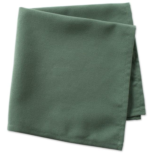 Dark Green Polyester Napkin (Set of 6)