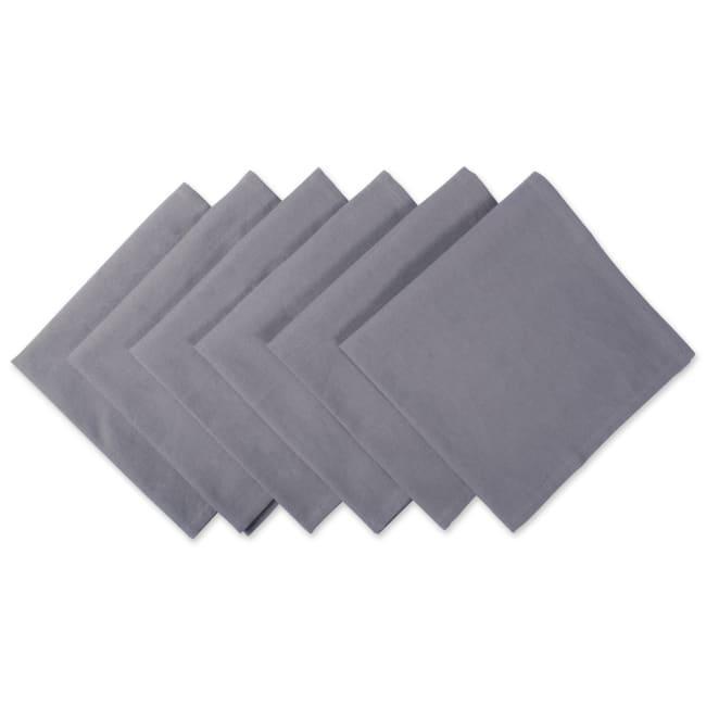 Gray Napkin (Set of 6)