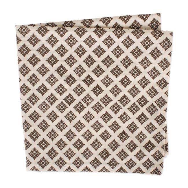 Heirloom Diamond Printed Napkin (Set of 6)