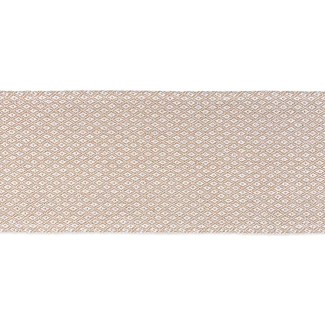 Stone Mini Diamond Table Runner 15x72