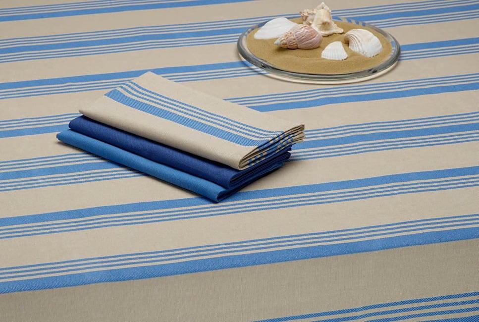 Sailor Stripe Tablecloth 60x120