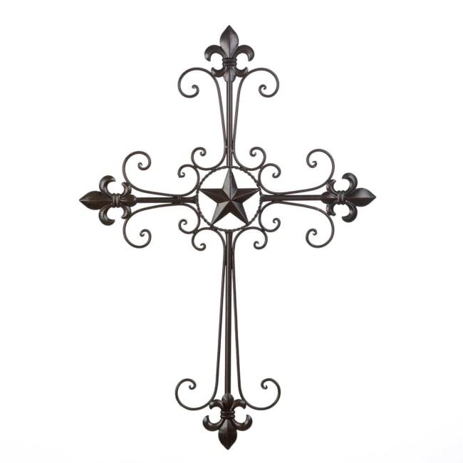 Lone Star Wall Cross