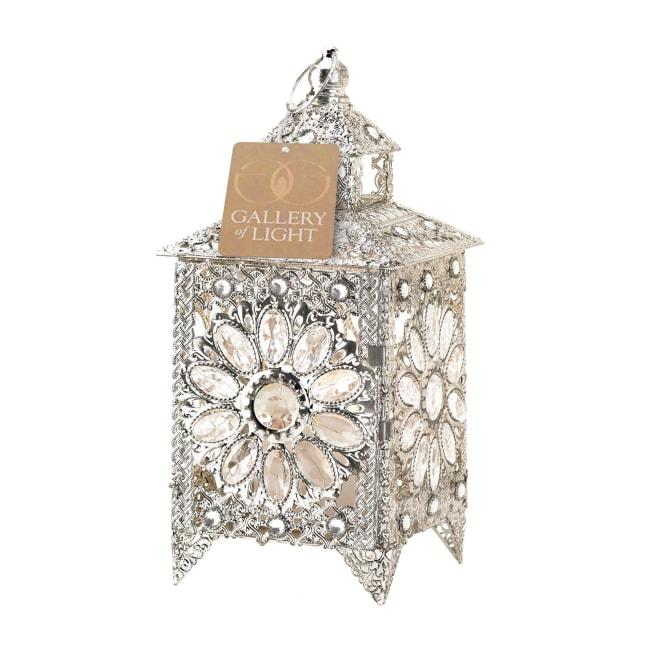 Crown Jewels Candle Lantern