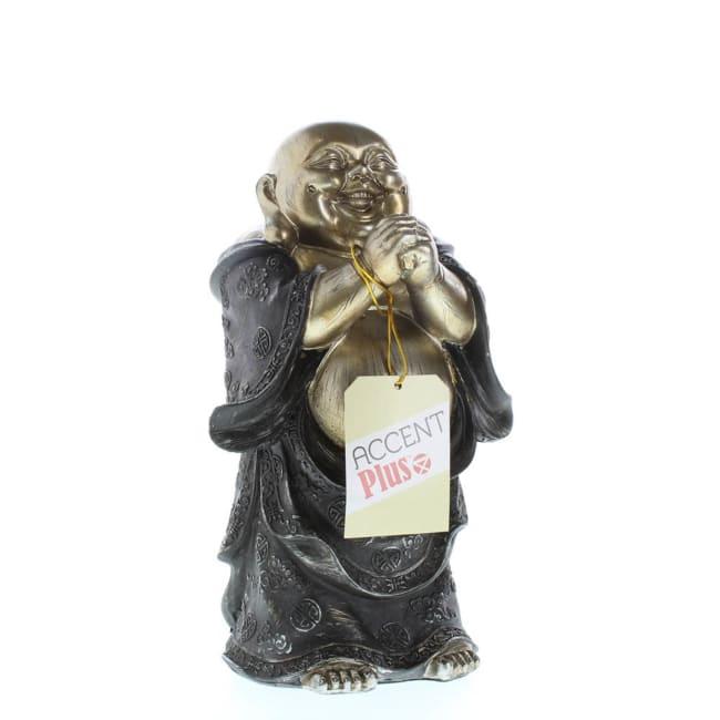 Standing Happy Buddha Figurine