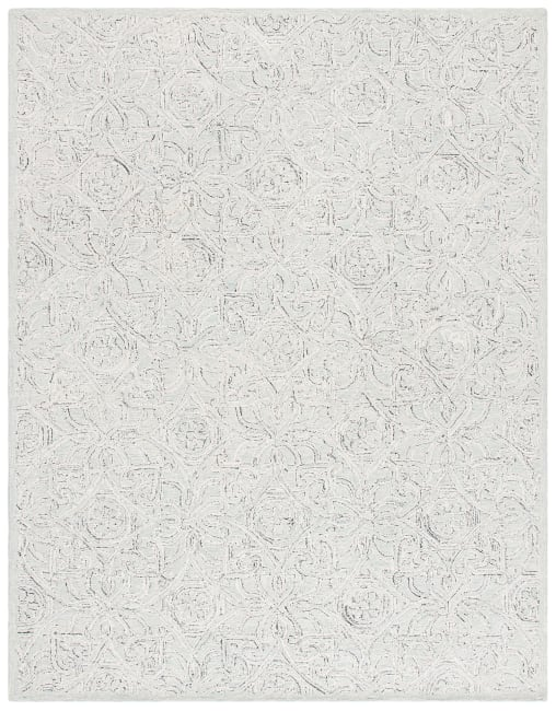 Safavieh Essence Gray Wool Rug 8' x 10'