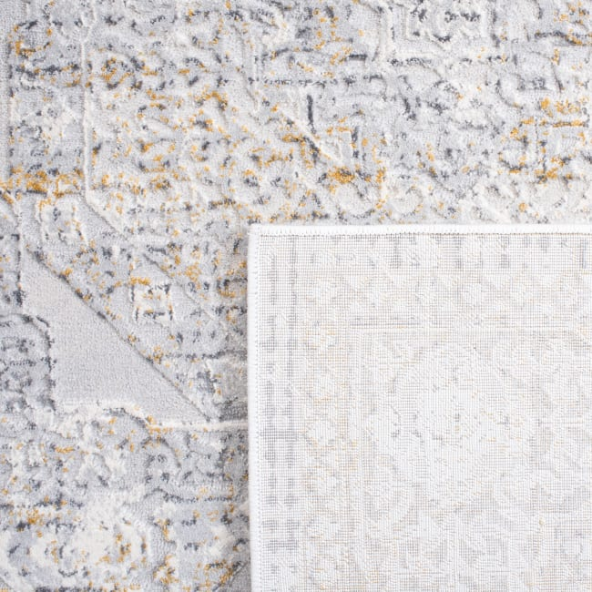 Safavieh Gray Polypropylene Rug 9' x 12'