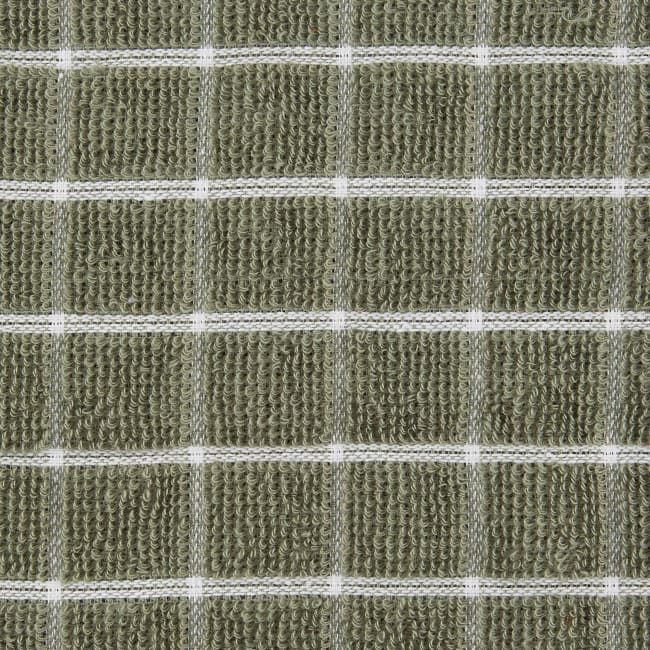 DII Artichoke Combo Windowpane Dishcloth (Set of 6)