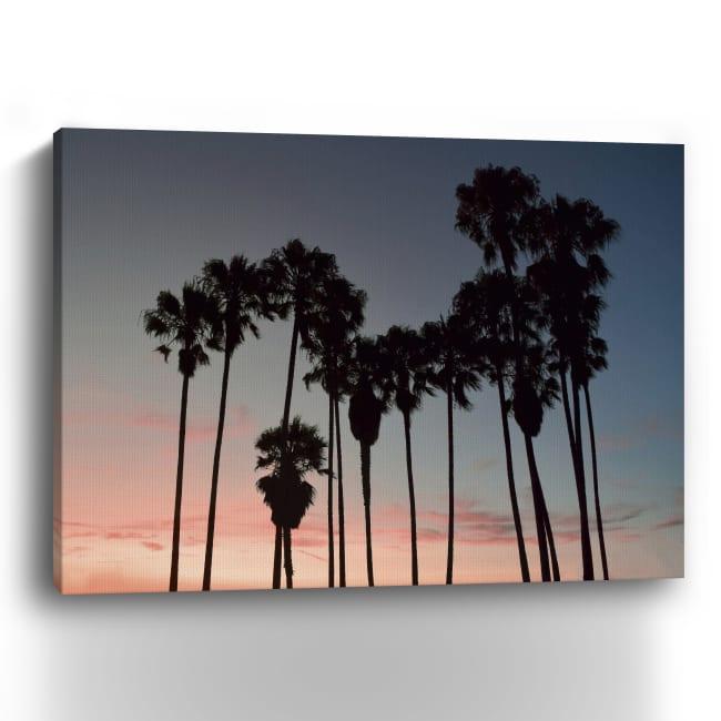 Venice Beach Canvas Giclee