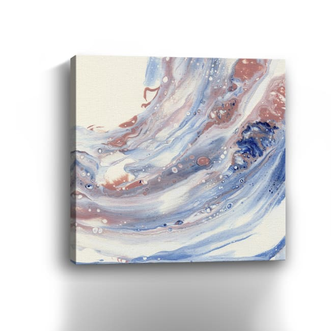 Sunset Surf I Canvas Giclee