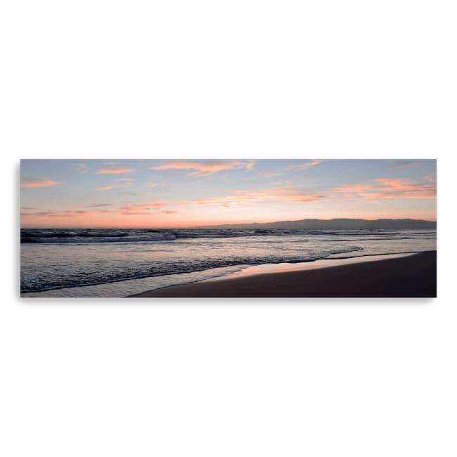 Venice Beach Sunset Canvas Giclee