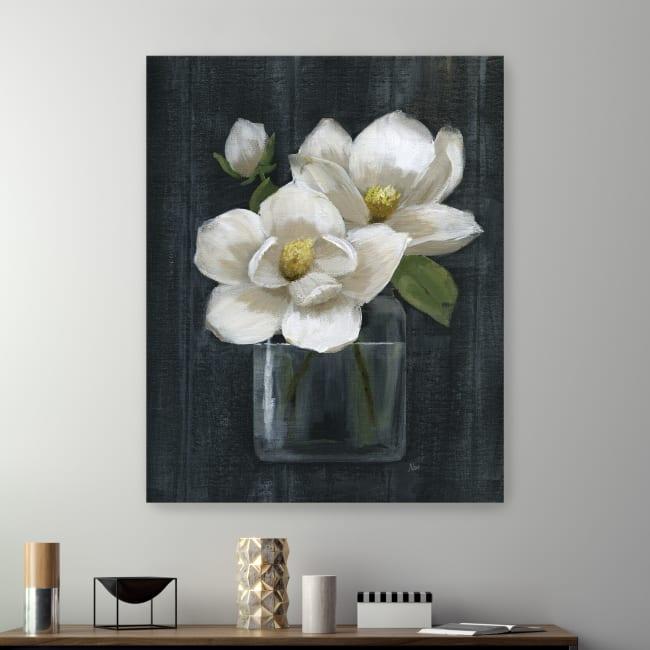 Chalkboard Beauty I Canvas Giclee