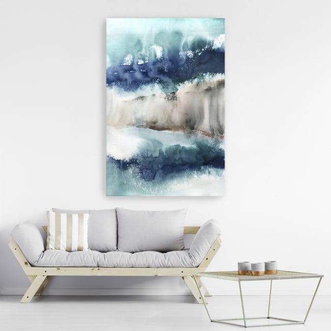 Shifting Sands Canvas Giclee