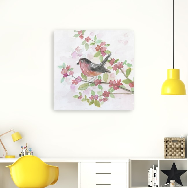 Spring Song II Canvas Giclee