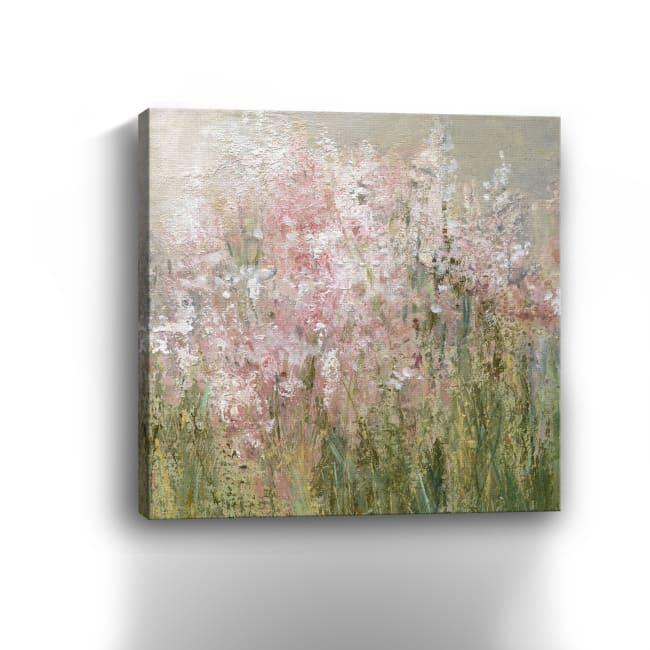 Wild Garden Canvas Giclee