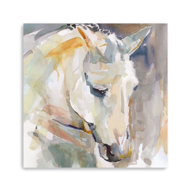 Beautiful Contemplation Canvas Giclee