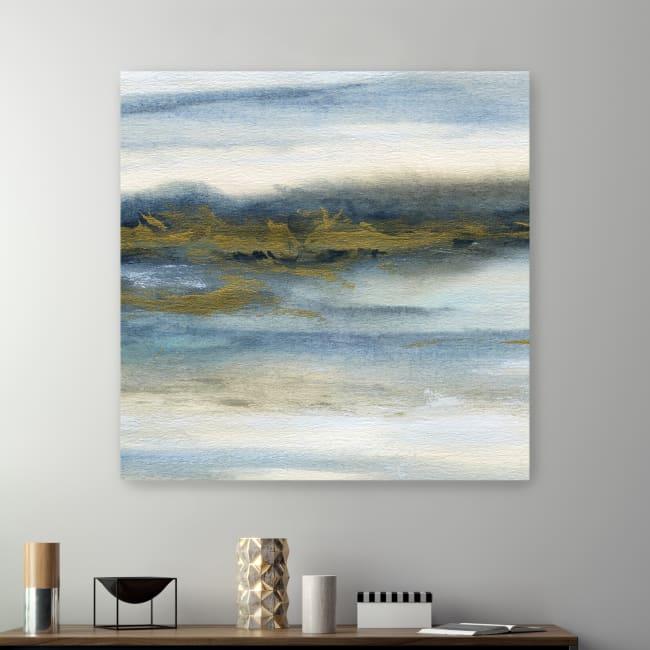 Marshlands I Canvas Giclee