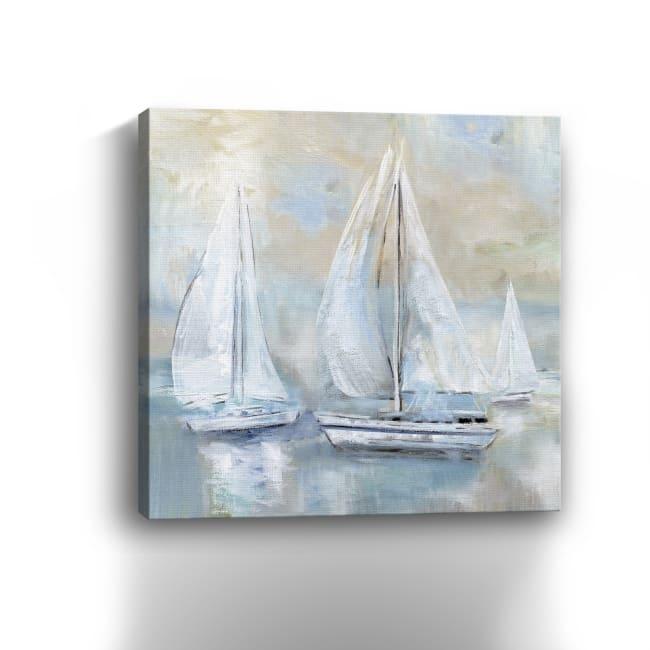 Sail Afar Canvas Giclee
