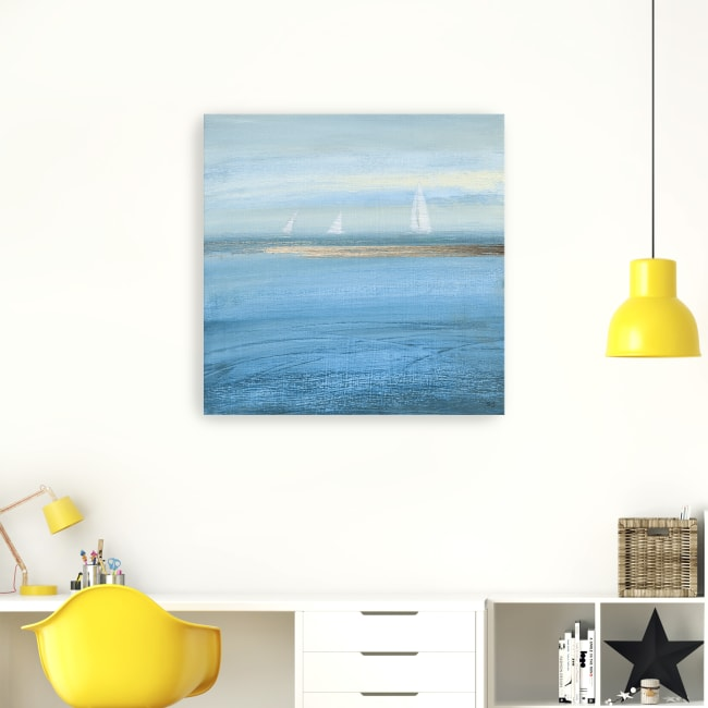 Waiting On The Wind I Canvas Giclee