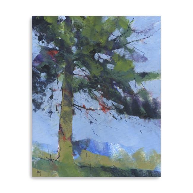Gilfach Pine Canvas Giclee