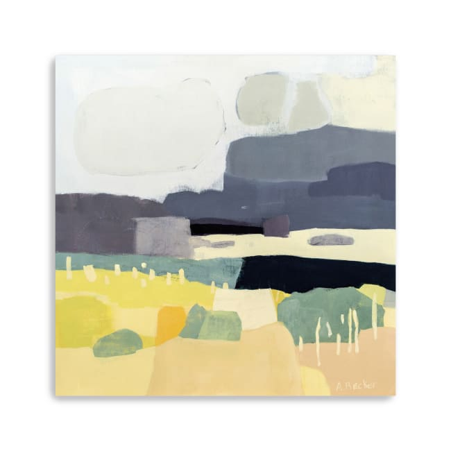 Desert Afternoon Canvas Giclee