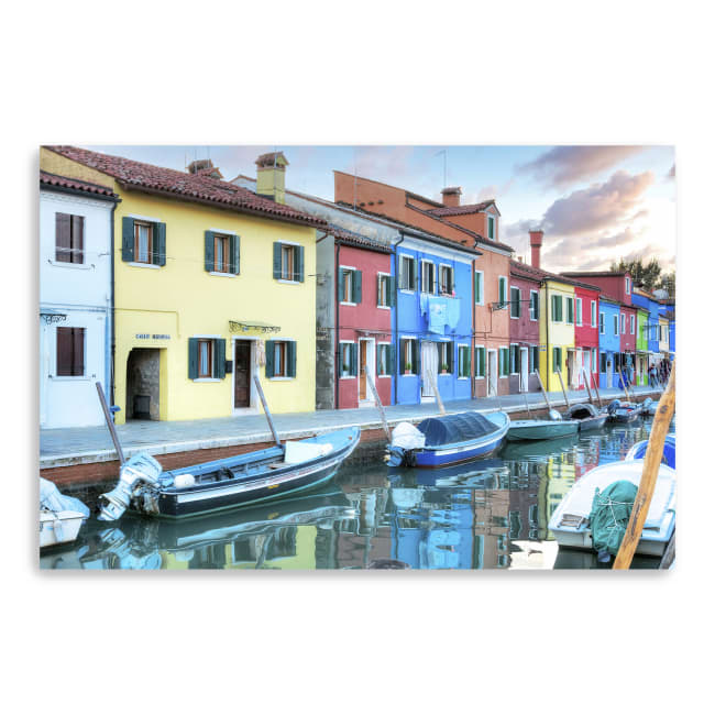 Bruano #25 Canvas Giclee