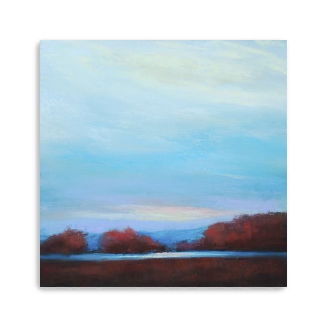 River Lighter Canvas Giclee