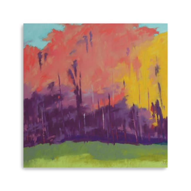 Bright VIew No. 2 Canvas Giclee