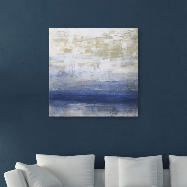 It's Not Over Canvas Giclee