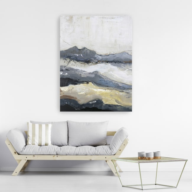 Out Line 1 Canvas Giclee