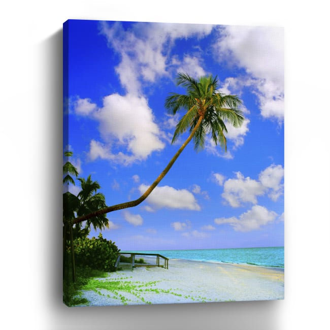 Sanibel Island Canvas Giclee