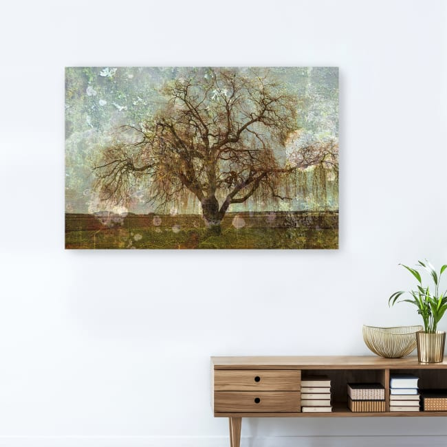 Roundabout Canvas Giclee