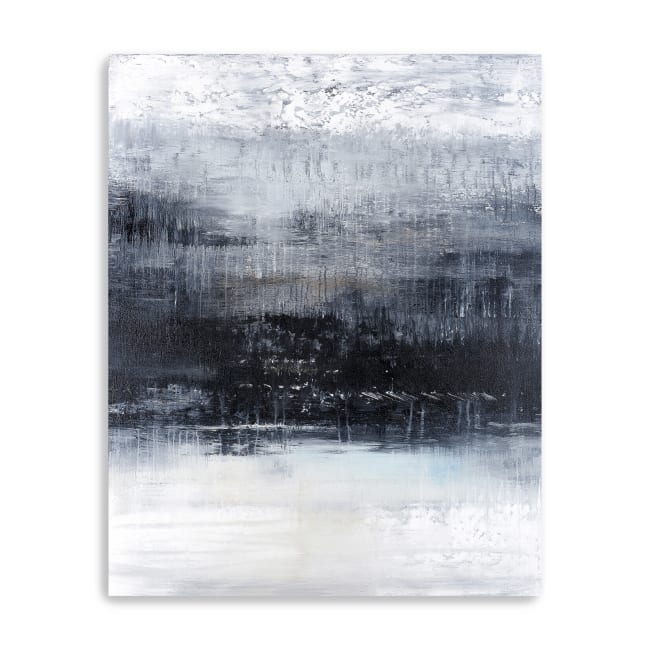 Indigo Night Canvas Giclee