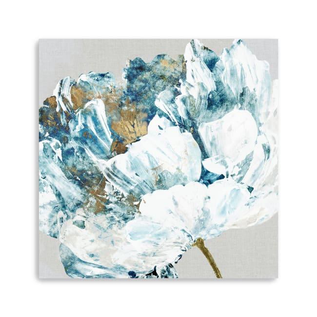 Rhinestone Flower II Canvas Giclee