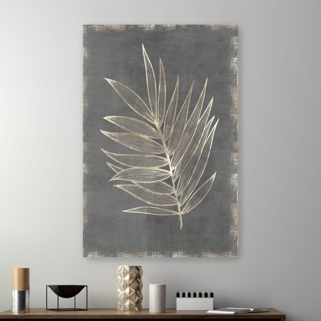 Gilded Botanical I Canvas Giclee