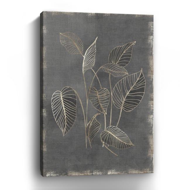 Gilded Botanical III Canvas Giclee