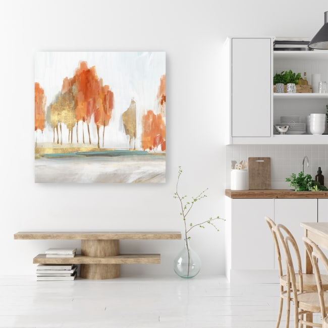 Autumn Shade II Canvas Giclee
