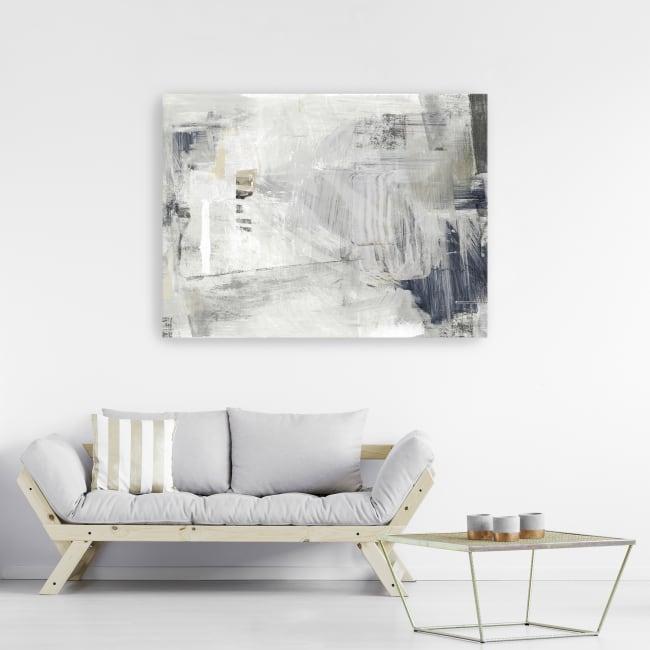 Mingled Canvas Giclee