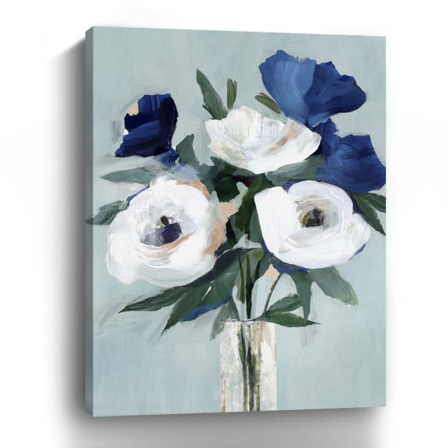 The Day I Met You Canvas Giclee
