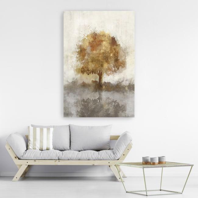 Auburn Breeze II Canvas Giclee