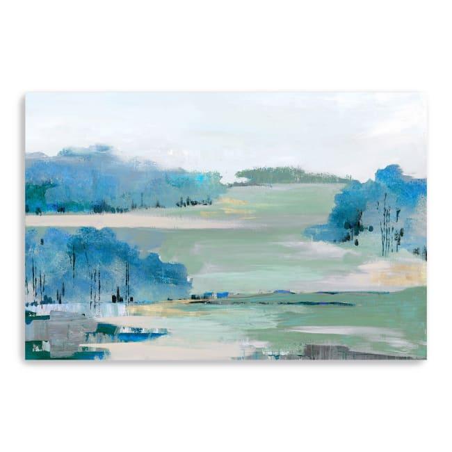 The Walk Across Canvas Giclee
