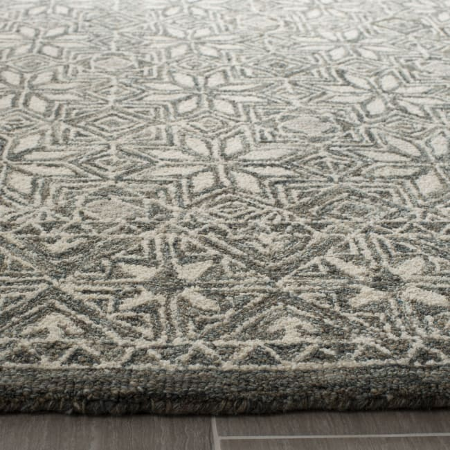 Safavieh Essence Blue Wool  Rug 2'5